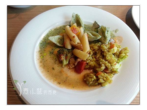 餐點 原素食府 時尚素食自助百匯吃到飽 新北市板橋區素食蔬食食記 (6)