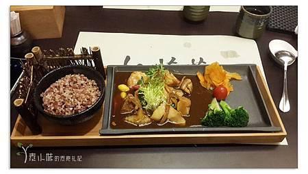 三杯杯猴頭菇 水芙蓉精緻蔬食 台中素食蔬食食記2.jpg