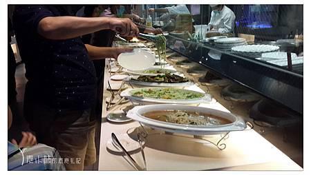 現炒的菜 棗子樹 台中西區素食蔬食食記 (2) 拷貝.jpg