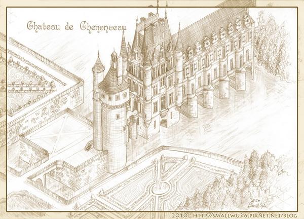 Chateau de Chenonceau -600px.jpg