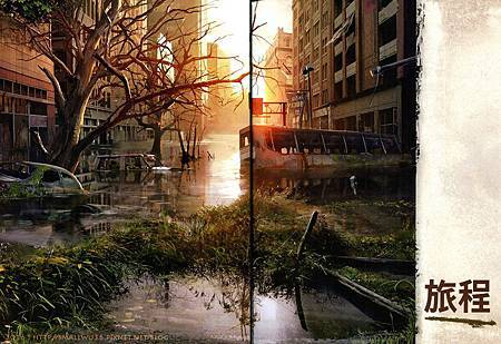 The Art of the Last of Us 最後生還者_美術設定集(青文精裝)-005.jpg