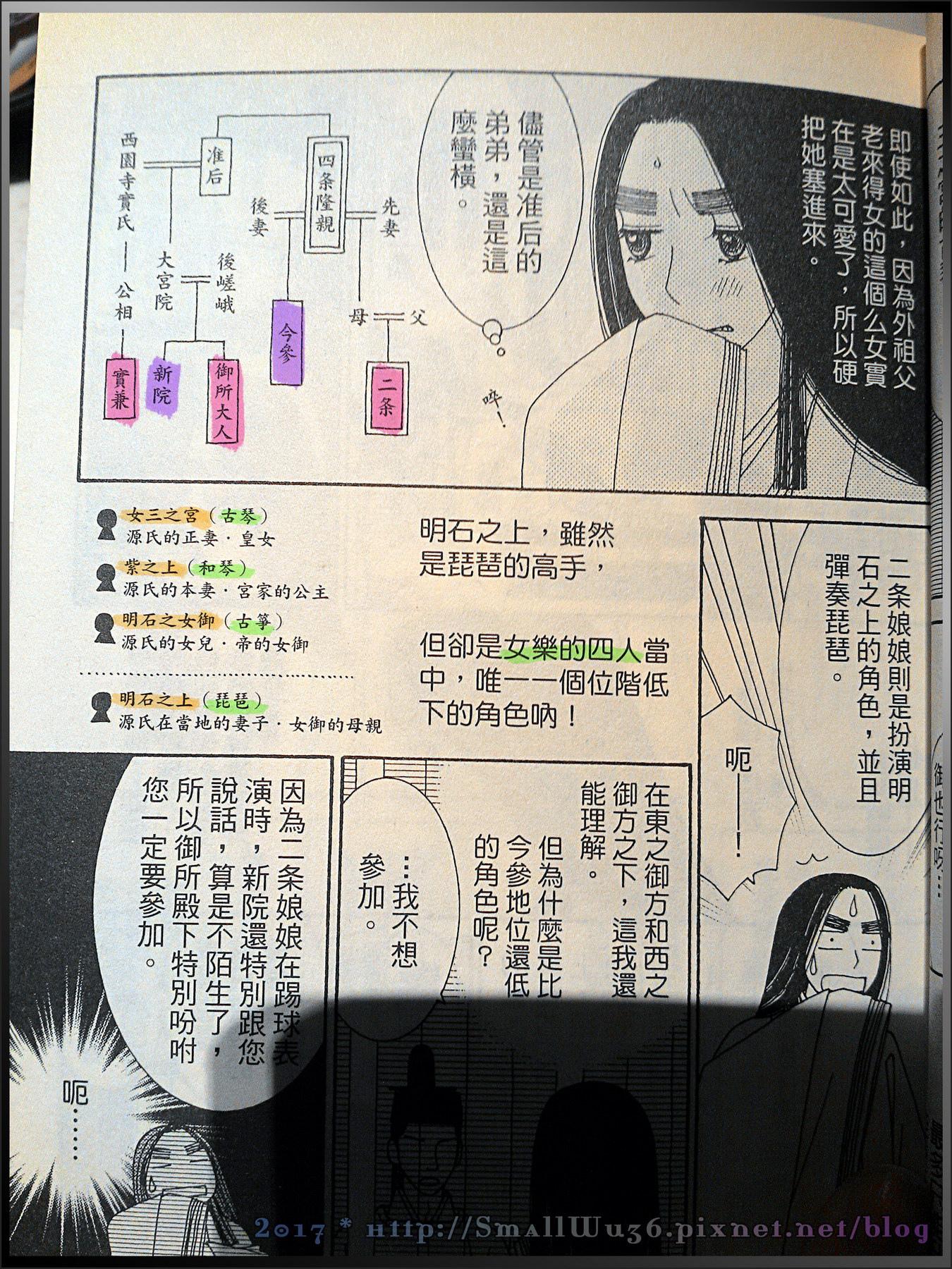 [感想] 海野綱彌《後宮》全 5 集,東立-08 (第4集).jpg