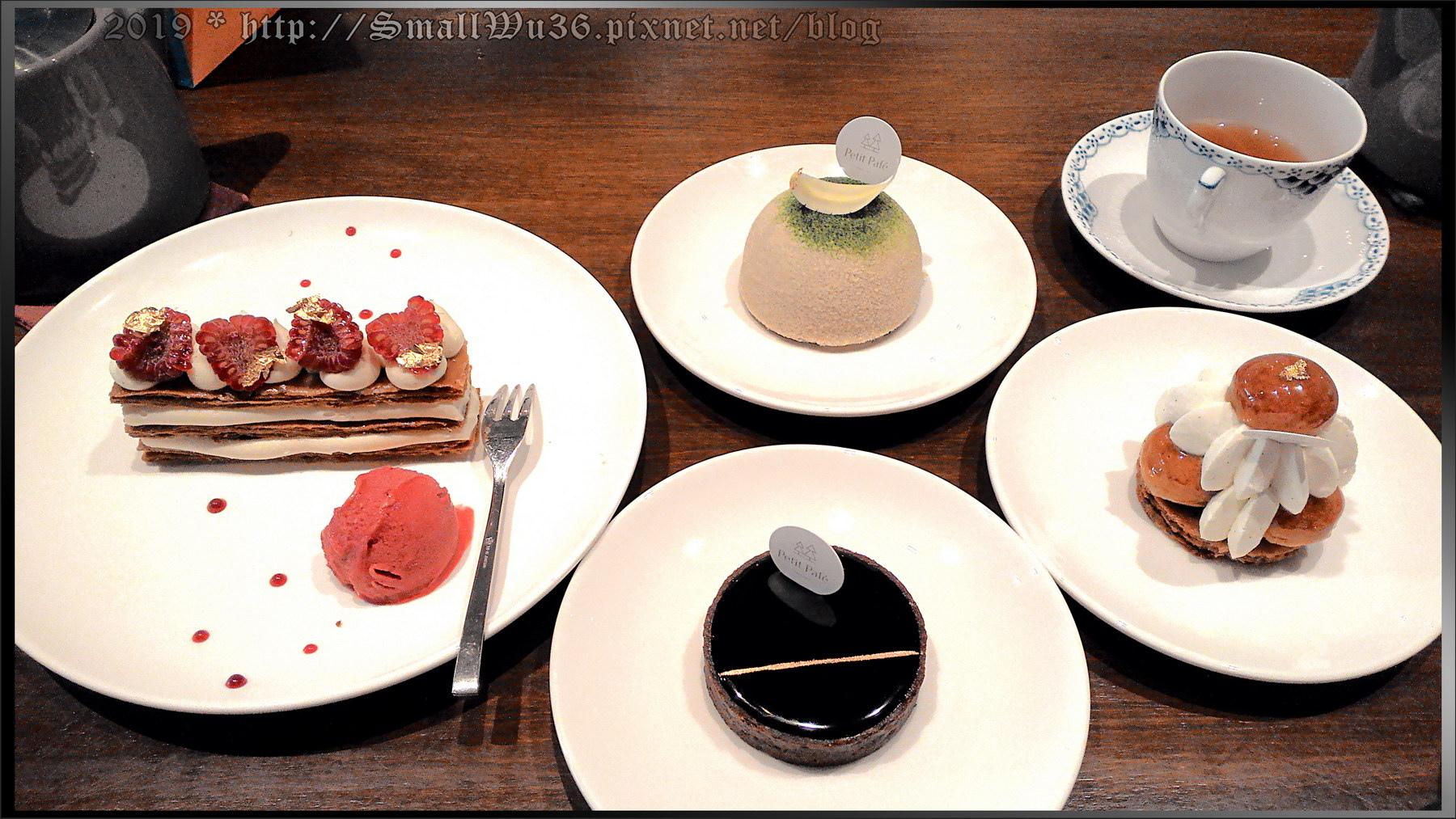 葛瑪蘭威士忌巧克力 茶 小泡芙 莓果.jpg