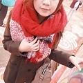 台中彩紅眷村照片