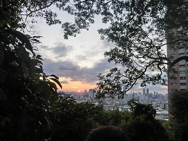台北101象山步道101百萬夜景