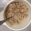 和米飯拌勻.JPG