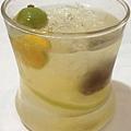 酸梅檸檬汁