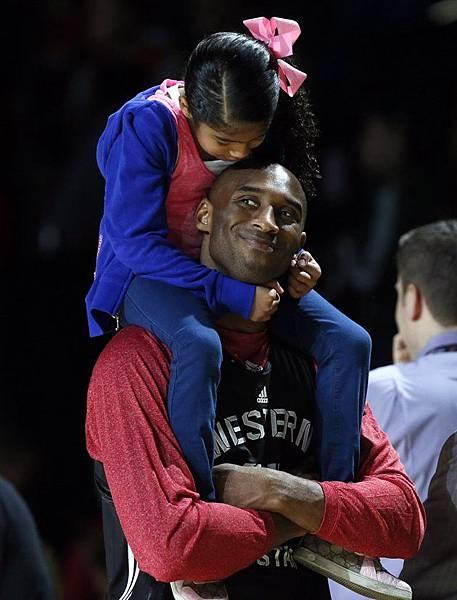 Kobe&掌上明珠
