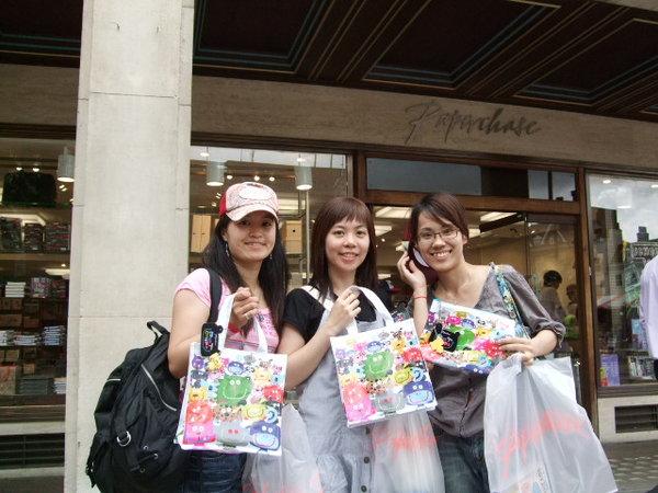 在劍橋的Parerchase買到好用又美觀的提袋.JPG
