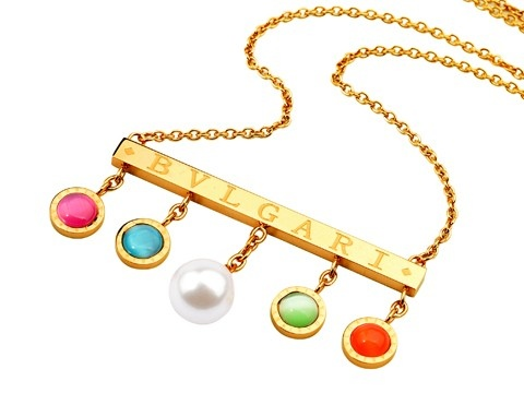 Necklace-in-18kt-Yellow-Gold-with-Colors-Swarovski-Crystalsjpg