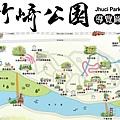 親水公園導覽圖104年