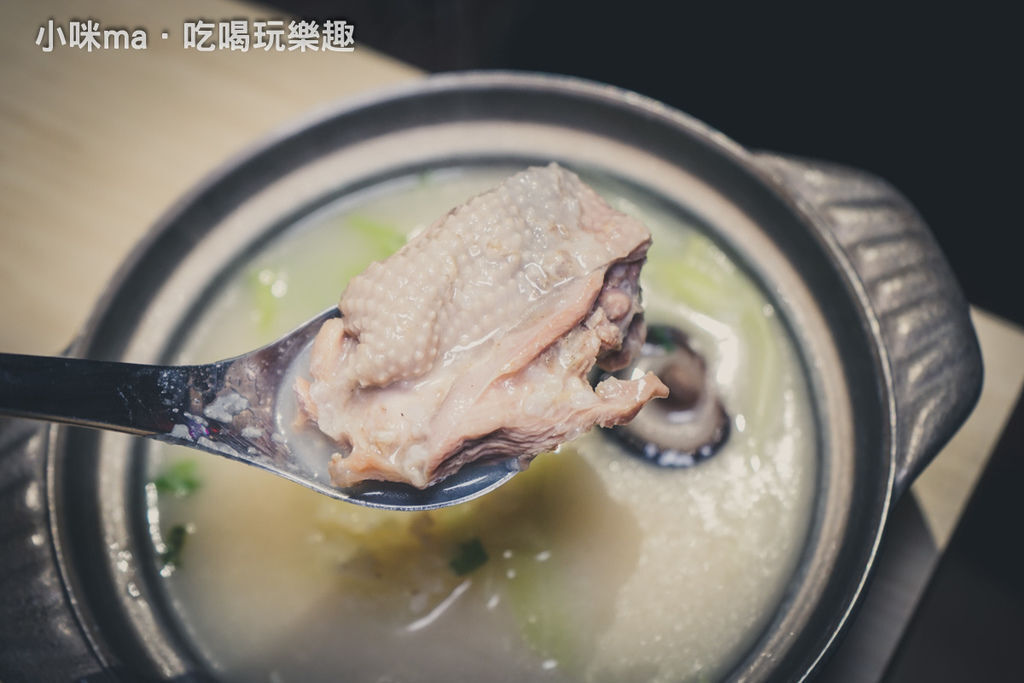 永康錄雞湯