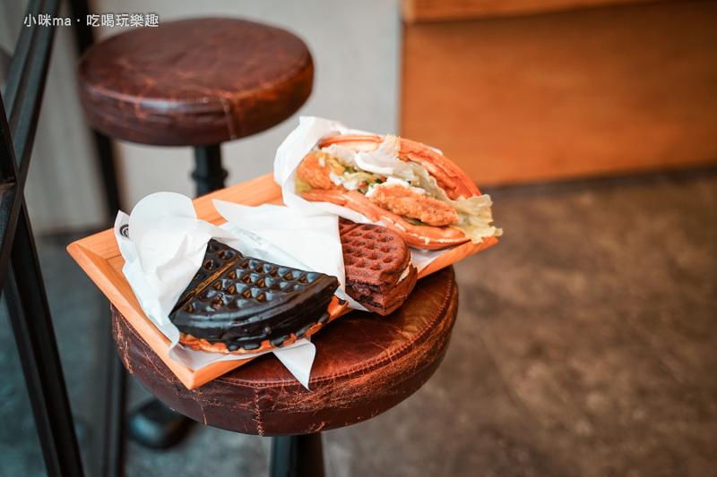 竹北人氣鬆餅