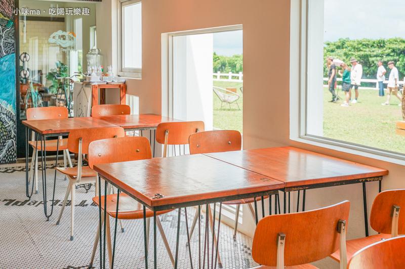 草地餐桌實驗室