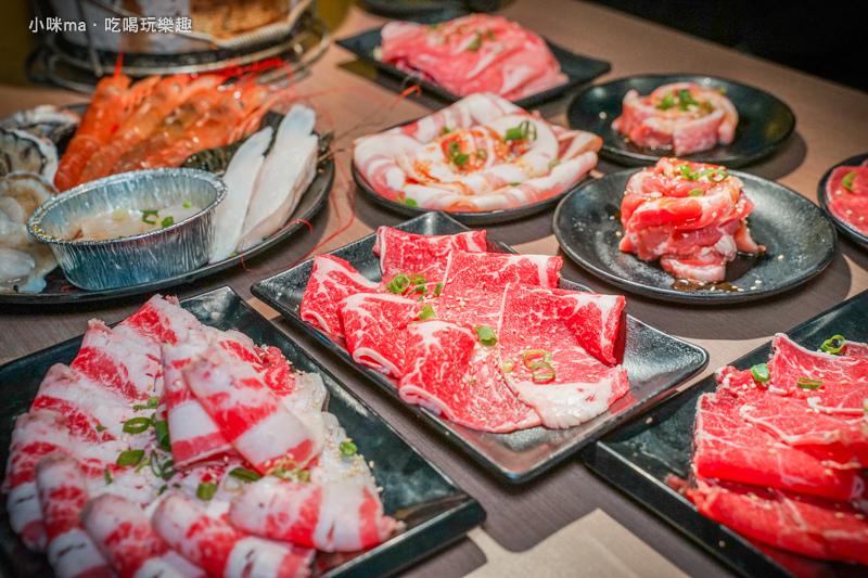 胖肚肚燒肉吃到飽-中和店