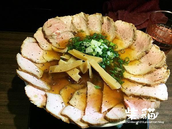 東京醬油拉麵 (2)