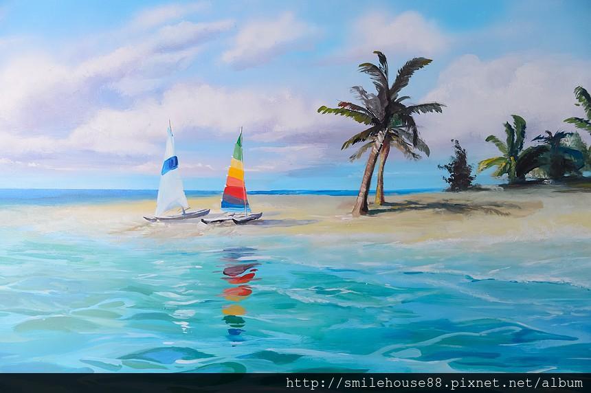 仲夏豔沙灘