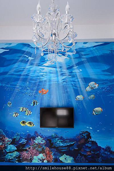 閣樓海底世界