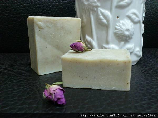 玫瑰果馬鞭草皂