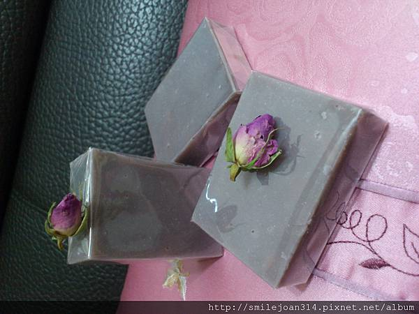 紫草洗髮皂