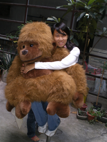 雖然很重但是我還是很喜歡你啦!!