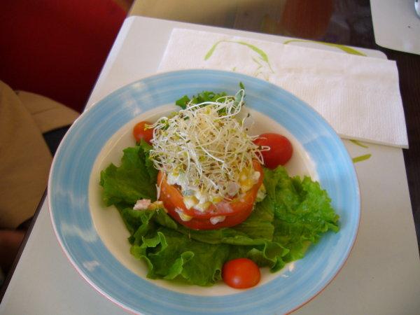 火腿玉米沙拉