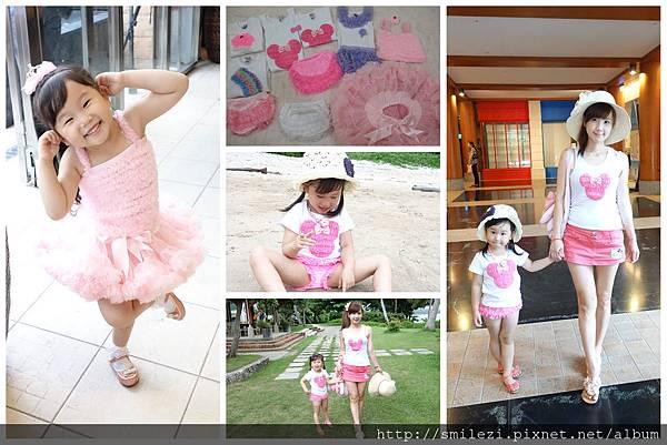 103.7.8 Chic baby rose雪紡澎紗系列