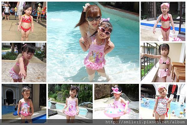 103.7.17 迪士尼公主系&Kitty泳裝