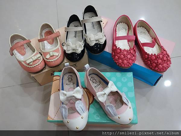 103.7.21 甜美韓貨娃娃鞋