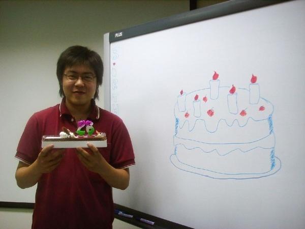 生日快樂呦~