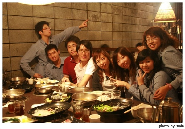 上禮拜跟同事到輕井澤聚餐