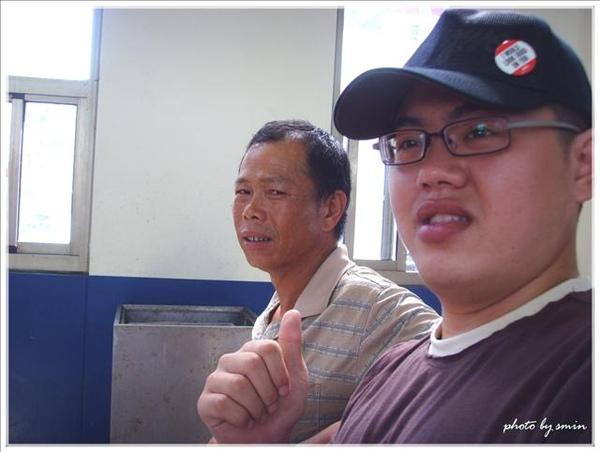 周小宏跟周爸爸