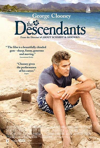 Geroge Clooney The Descendants Poster.jpg