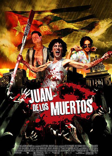 Juan de los Muertos POSTER