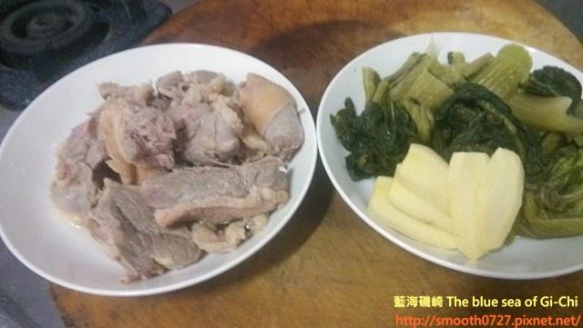 古早味鹹菜鴨3