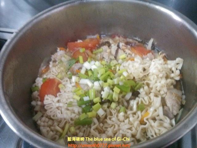 傳統搶鍋麵