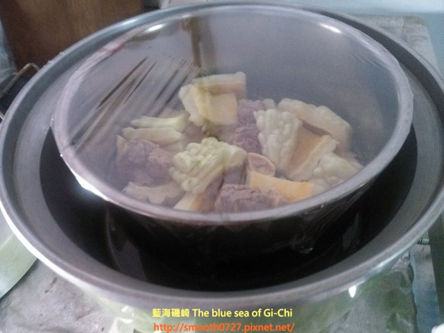苦瓜牛肉湯