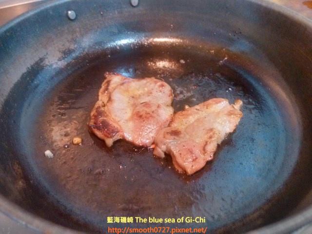 檸香洋蔥豬排