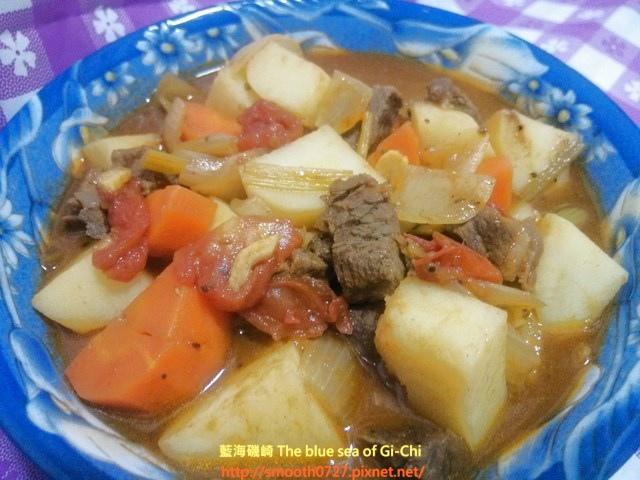 蕃茄咖哩牛肉