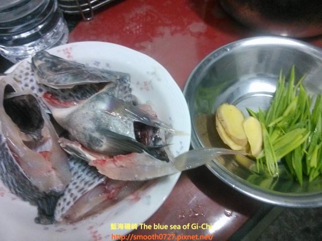 台灣鯛魚清湯