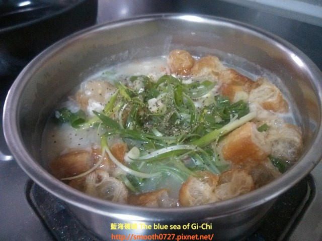 港式牛肉粥