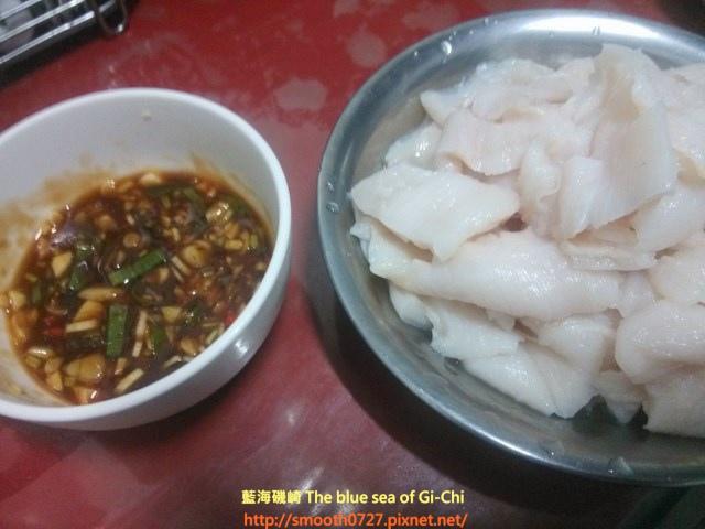 五味龍腸(曼波魚腸)