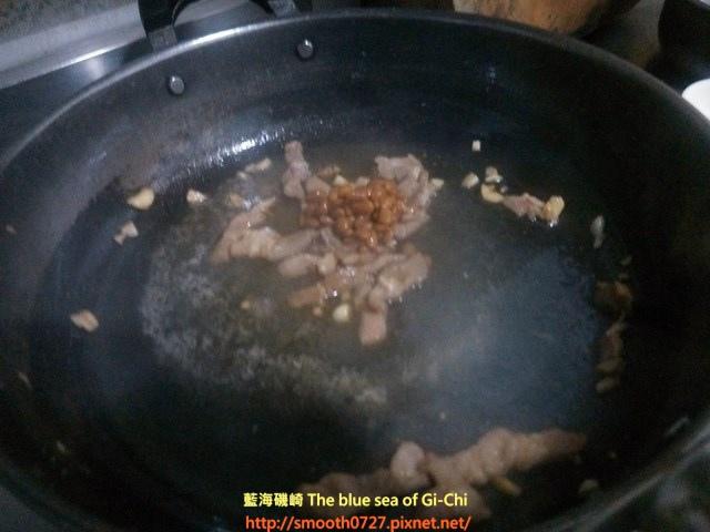 箭竹筍炒肉絲