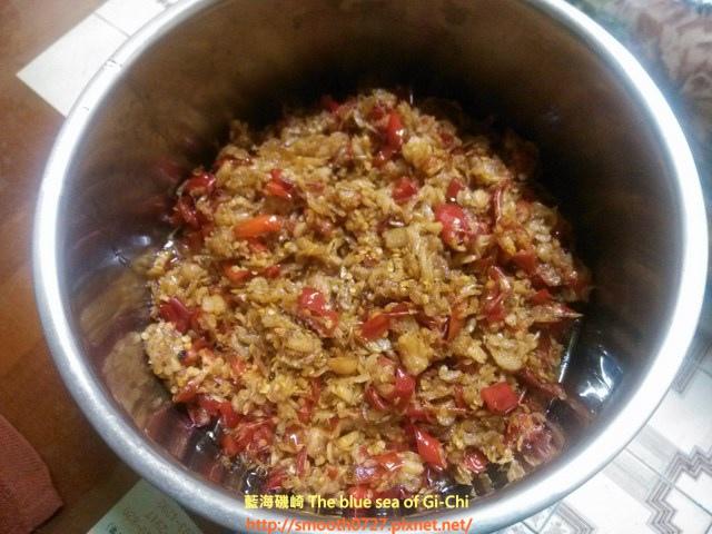 麻辣干貝蝦醬