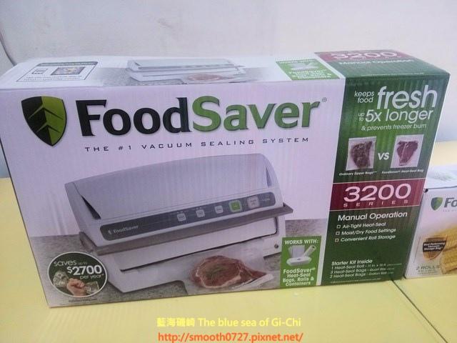 [開箱]美國FoodSaver V3240家用真空包裝機