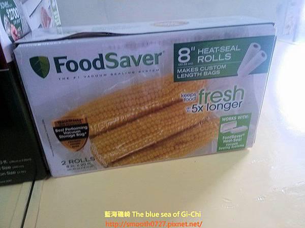 [開箱]美國FoodSaver 家用真空包裝機