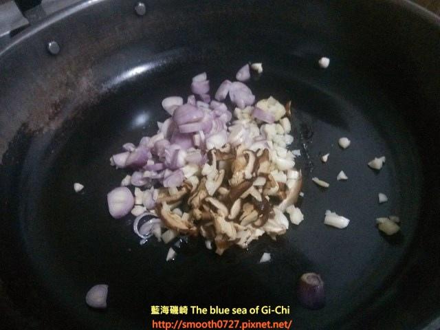 古早味香菇滷肉