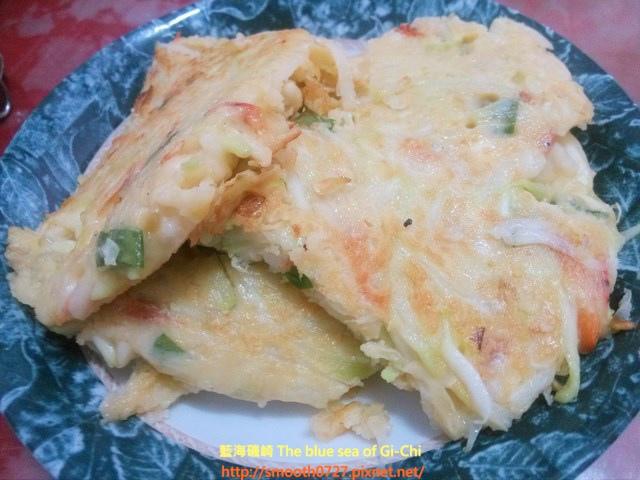 簡單的麵食點心-瓢瓜煎餅