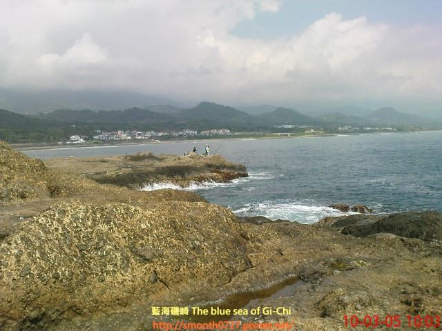 台東 烏石鼻漁港釣場介紹