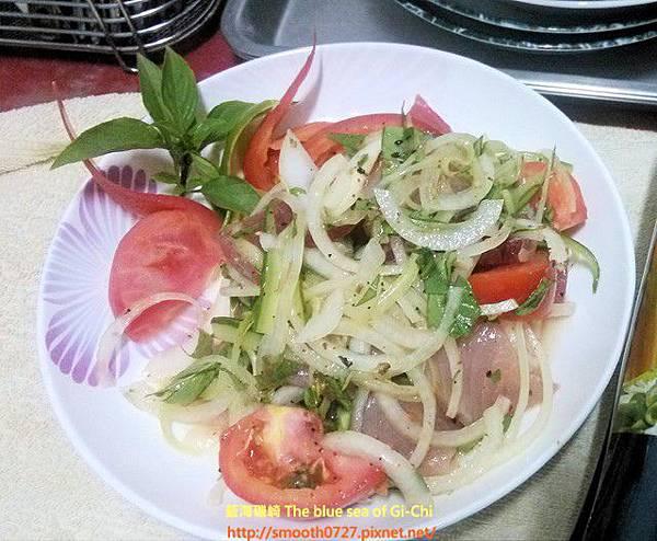 義大利式生魚沙拉